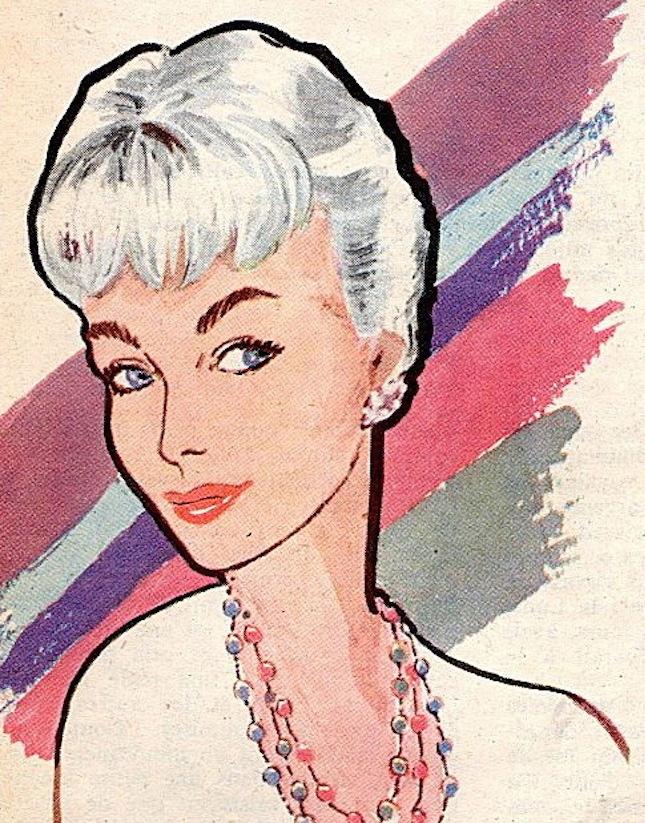 vintage hair 8.5 width 3